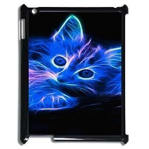 CAT YT8055570 Phone Back Case Customized Art Print Design Hard Shell Protection Ipad2,3,4