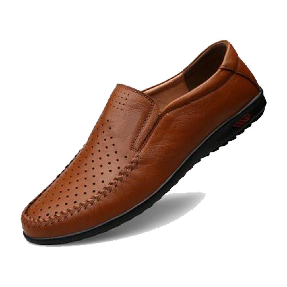 Los Zapatos Casuales De Cuero De Los Hombres Ocasionales De Xiaolong De Los Hombres Del Cuero Genuino Del Zapato Suave De La Primavera De Doug Calzan Los Zapatos Casuales,05-40 40|05