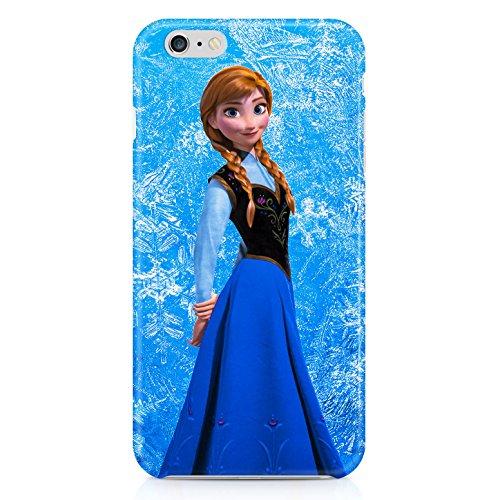 Frozen Anna Hard Plastic Snap Case Cover For Iphone 6 Plus Custodia