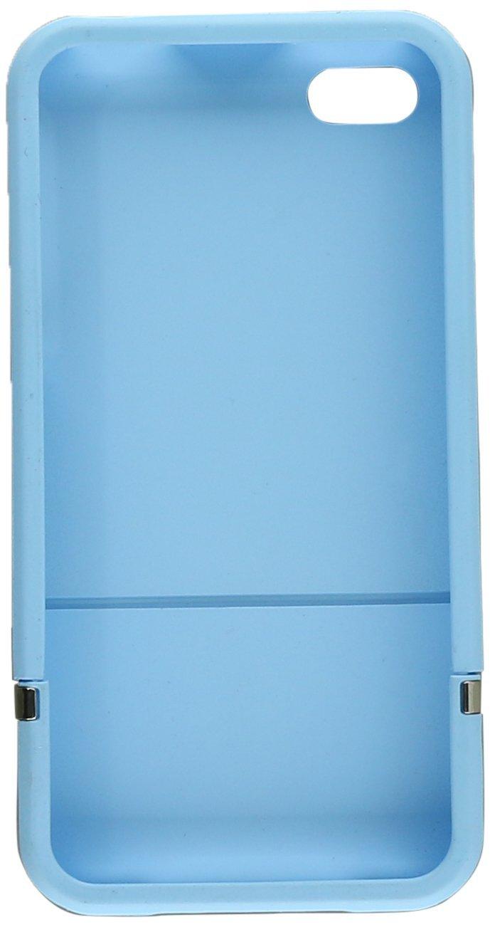 best cheap de7dc dea84 iPhone 4S case, INVELLOP Light Blue [Slider Series] case for Apple iPhone 4  4S case bumper cover