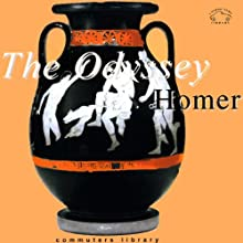 The Odyssey Audiobook by  Homer Narrated by John Lescault