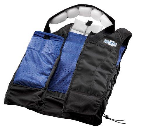 KewlFit Weight Management Vest, Black, Medium/Large