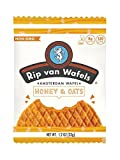 Rip van Wafels are simple ingredient snacks with a crispy and chewy texture. They are made of two wafel layers and real ingredient filling. Popular in Europe, these snacks are traditionally heated over a cup of hot coffee or tea. They taste e...