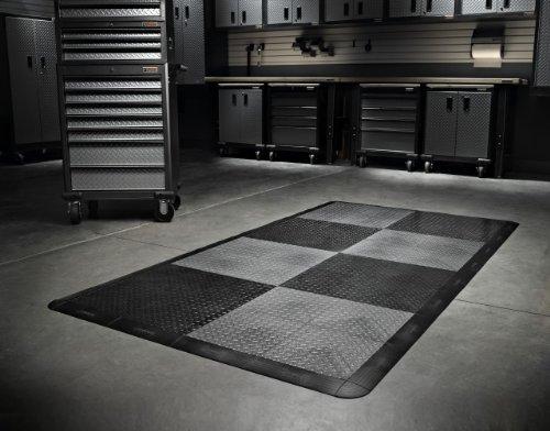 Gladiator GAFP32CBZM Floor Black Silver product image