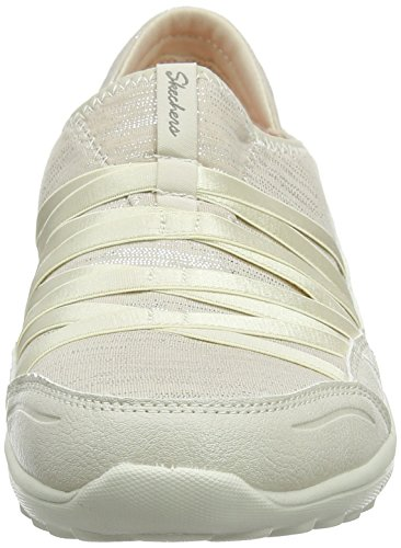 The Zapatillas light Be natural on Mujer Para Groove Skechers Beige 4wqXtxx