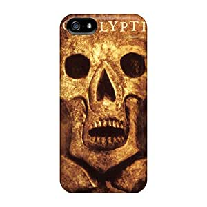 Ajephke Iphone 5/5s Well-designed Hard Case Cover Apocalyptica Protector