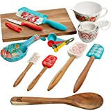 The Pioneer Woman 20 Piece Kitchen Gadget Utensil Set (Vintage Floral)