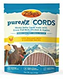 recipes for beef s - Zuke's PureNZ Cords Jerky Treats for Dogs, New Zealand Beef & Chicken Recipe, 5-Ounce by Zuke's