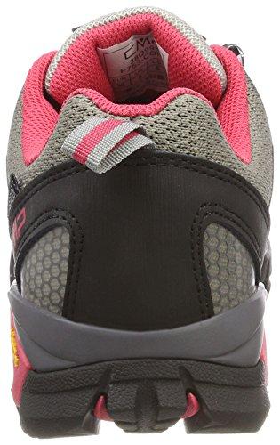 Low Beige Zapatos CMP Corda Mujer Tauri Rise de Senderismo para 4gwptFx