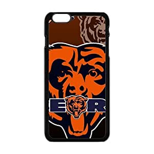 Happy Chicago Bears Design Fashion Comstom Plastic Case Cover For SamSung Note 2