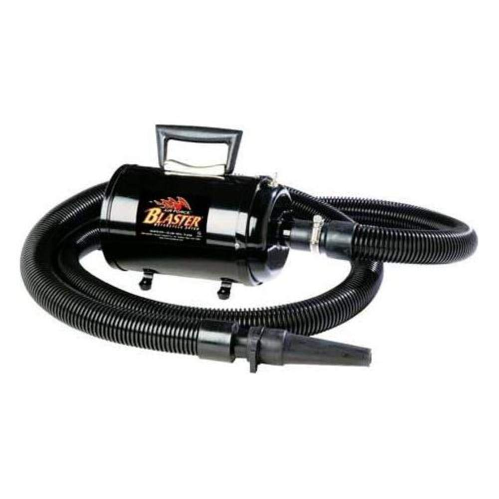 Metropolitian Vacuum Cleaner 10ft Extension Hose Kit with Coupler for Blaster and Master Blaster Dryer MVC-56D//184