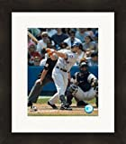 Autograph Warehouse 269842 Carlos Beltran 8 x 10 in. Photo - New York Mets Image - No. 2 Matted & Framed