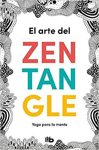 EL ARTE DEL ZENTANGLE de María Tovar y Mercedes Pérez Crespo