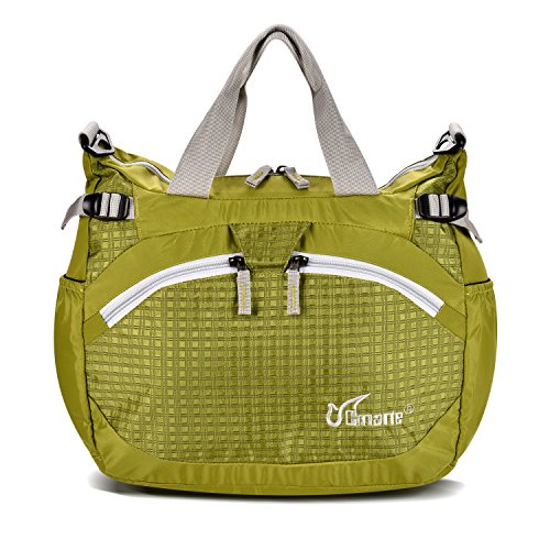 cmarte Multipurpose Water Resistant Durable Message Hand-bag Long single shoulder bag for Women in Traveling Camping Working