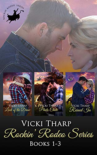 Rockin' Rodeo Series Collection Books 1-3 (The Collection Rodeo)