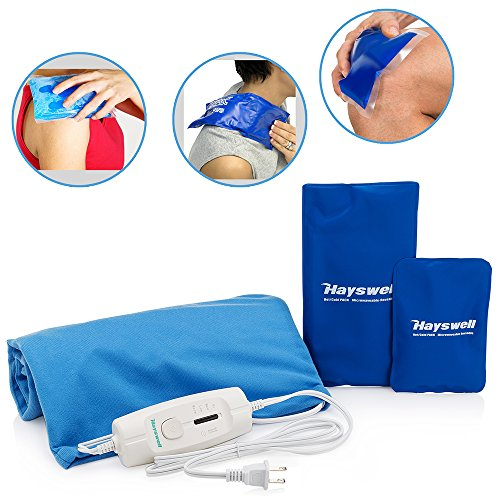Hayswell HAYSWELLDELUXE Heating Pad with Digital Control