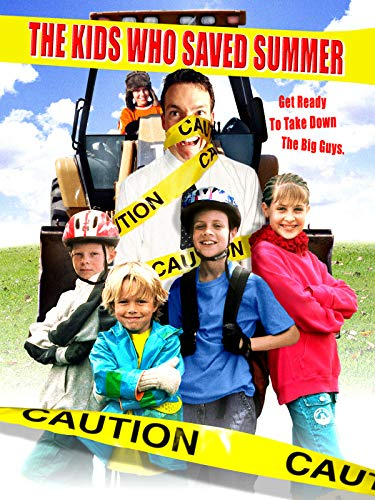 G Halloween Movies For Kids (The Kids Who Saved Summer)