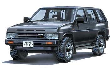 1 24 Terrano R3M 91 Pathfinder Model Car Aoshima The