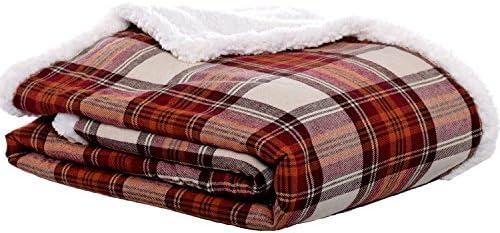 Eddie Bauer Edgewood Flannel Blanket