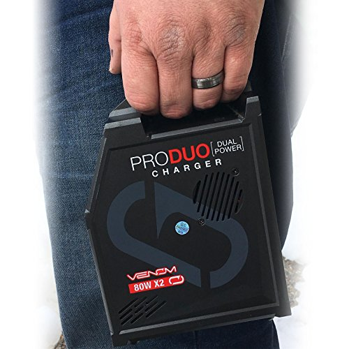 Venom Pro Duo 80w X2 Dual Acdc 7a Lipolihv & Nimh Rc Battery Balance Charger