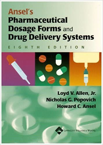ansels pharmaceutical dosage forms 10th edition pdf free download