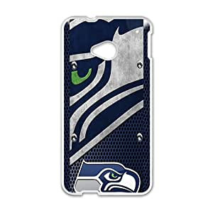 Happy Seattle Seahawks Phone Case for HTC One M7