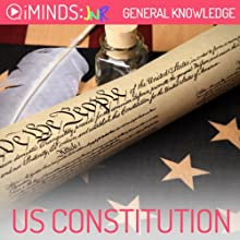 U.S. Constitution: General Knowledge Audiobook by  iMinds Narrated by Leah Vandenburg