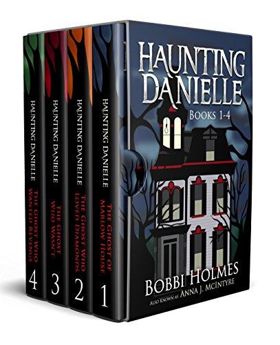 Haunting Danielle: Books 1 - 4 cover