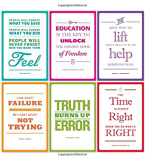 inspirational quotes poster set bulletin board scholastic