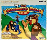 The Beginners Bible: The Story of Easter, Moses in the Land of Egypt, Noah's Ark Activity Center, the Birth of Jesus Activity Center