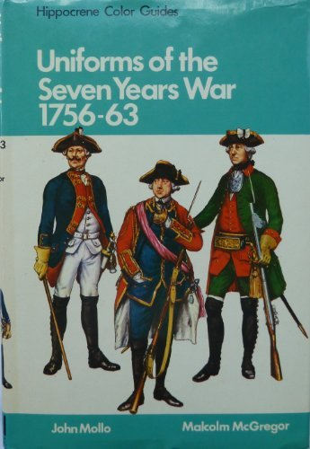 Star Wars Costumes Book - Uniforms of the Seven Years War,
