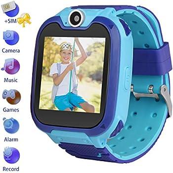 Amazon.com: OLTEC 【2019 Update】 Smart Watch for Kids ...