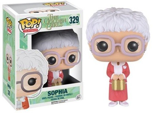 Funko POP TV: Golden Girls Sophia Action -