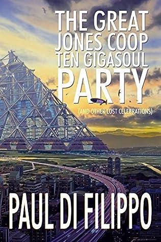 book cover of The Great Jones Coop Ten Gigasoul Party