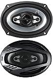 BOSS Audio Systems NX694 Car Speakers - 800 Watts