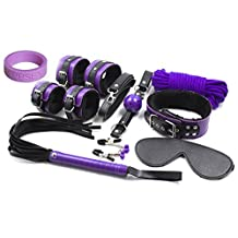 PPSEX Bed Restraints Bondage Kit Fetish BDSM Restraints for Sex Play Sex Toys