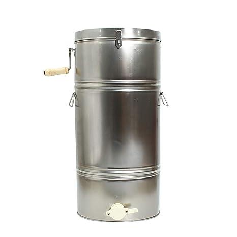 Tutoy 1.0 Mm Acero Inoxidable Abeja Miel Extractor Beehive ...