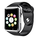 Bluetooth Wearable Smart Watch For All Trending Models Like Samsung Vivo Sony Gionee Xiaomi Redmi MI Lenovo Motorola Oppo HTC Google Micromax Intex X3 Rose By Shopzie