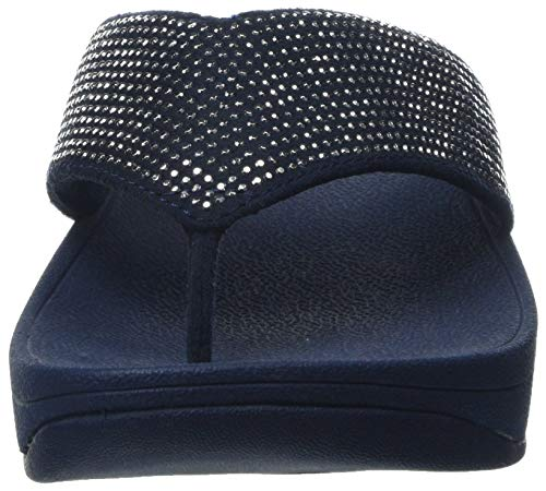 Fitflop Navy midnight Ritzy Abierta thong Sandals 399 Con Toe Mujer Punta Blue Sandalias PPgwrqTBa