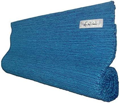 Amazon.com : Ekaminhale Organic Yoga Rug - Blue - 70 x 198 ...