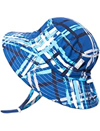 3e2262ad6f2 Boys Aqua-Dry UV Sun Protection Swim Hat
