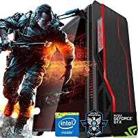 Computador Gamer Intervia Core i7 3.40 Radeon RX 5704GB DDR5 HD 1TB 8GB DDR3