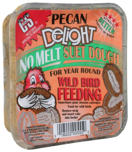 C and S Products Pecan Delight, 12-Piece, My Pet Supplies