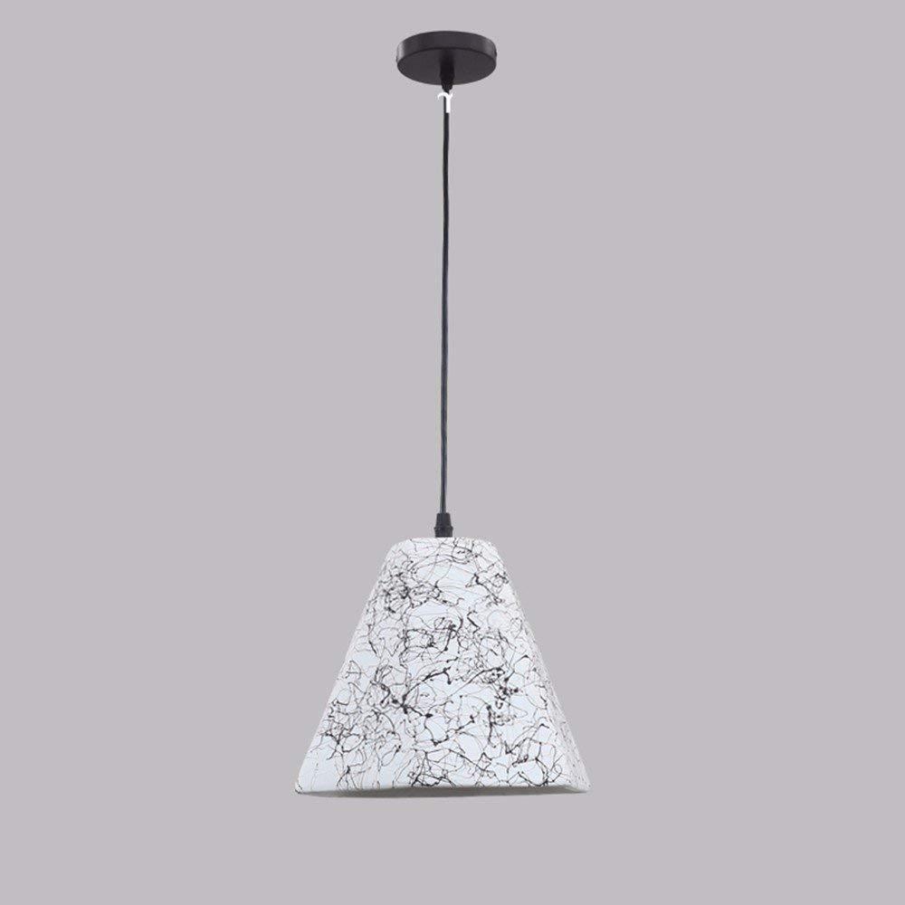 EI Kreative Haushaltsbeleuchtung Schlafzimmer Wohnzimmer Persönlichkeit Lampen und Kronleuchter Minimalistische Moderne Keramik Weiß 24  20 cm