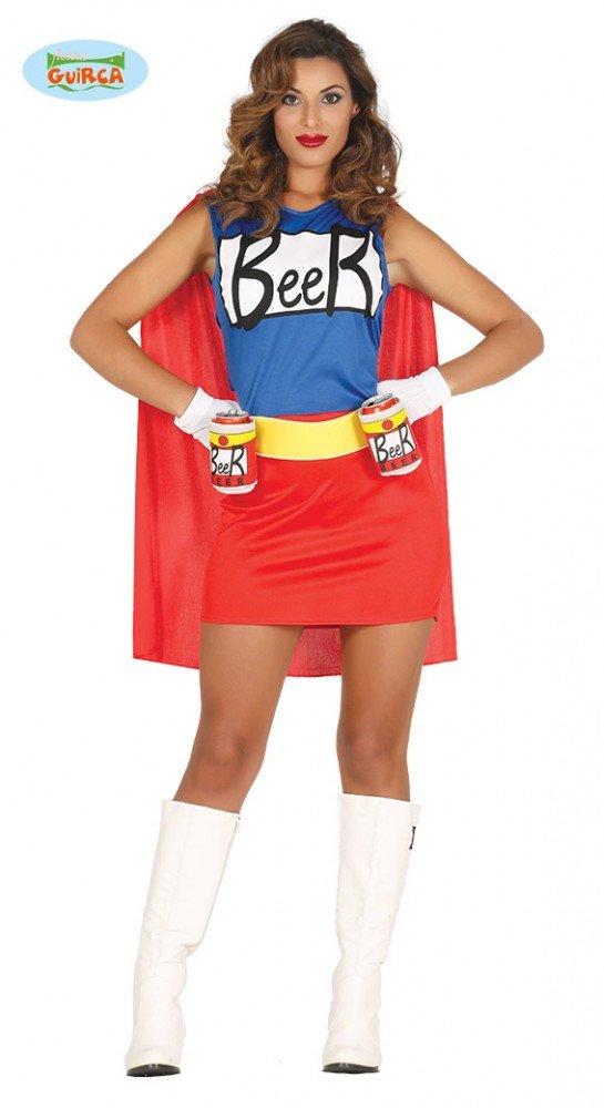Disfraz para Mujer Simpsons Cerveza https://amzn.to/2Nf2adc