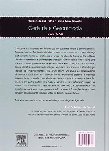 Geriatria e Gerontologia Básicas