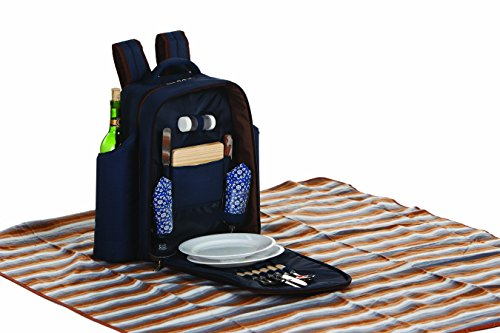 Millbrook 2-Person Picnic Backpack