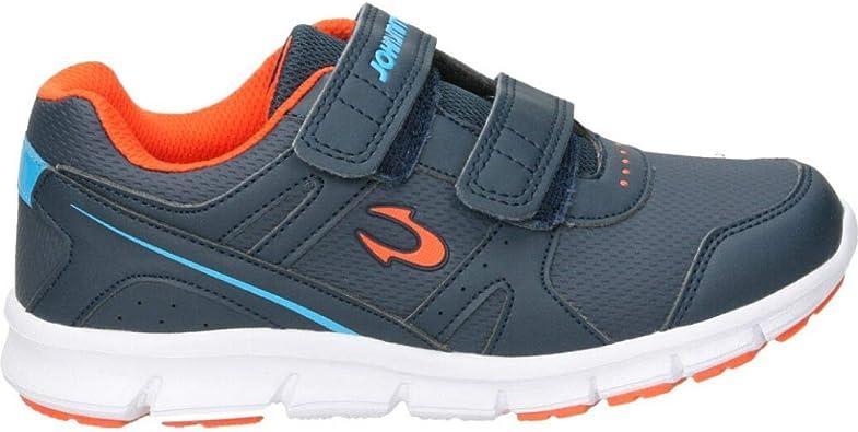 J.Smith Rolis, Zapatillas niño Velcro, Running Vuelta al Cole Marino: Amazon.es: Zapatos y complementos
