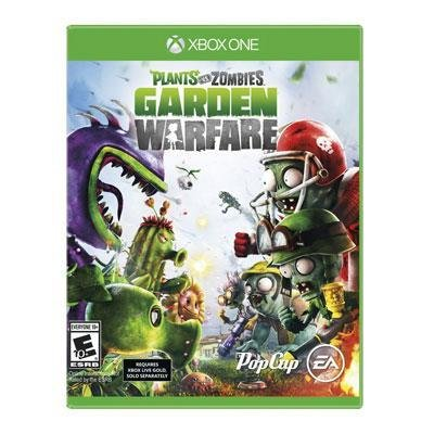 ELECTRONIC ARTS 73039 / EA Plants vs. Zombies Garden Warfare / Action/Adventure Game - Xbox One