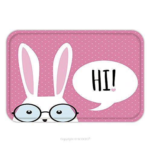 Rabbit Easter Card - 7